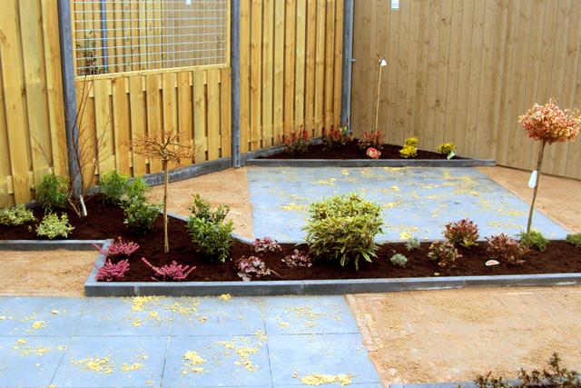 inrichting tuin vinexwoning tuincentrum van kleinwee