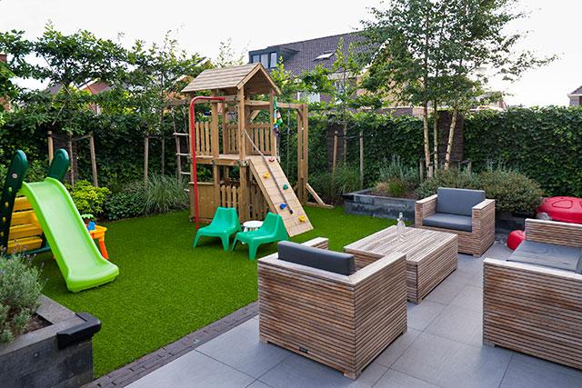 Ontwerp tuincentrum van kleinwee - Inrichting van het terras ...